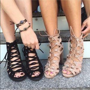 Jeffery Campbell Corwin heels